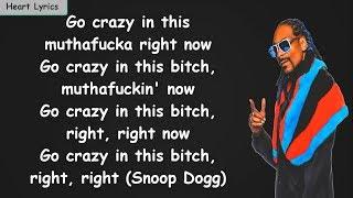 Snoop Dogg - COUNTDOWN Ft. Swizz Beatz (Lyrics)