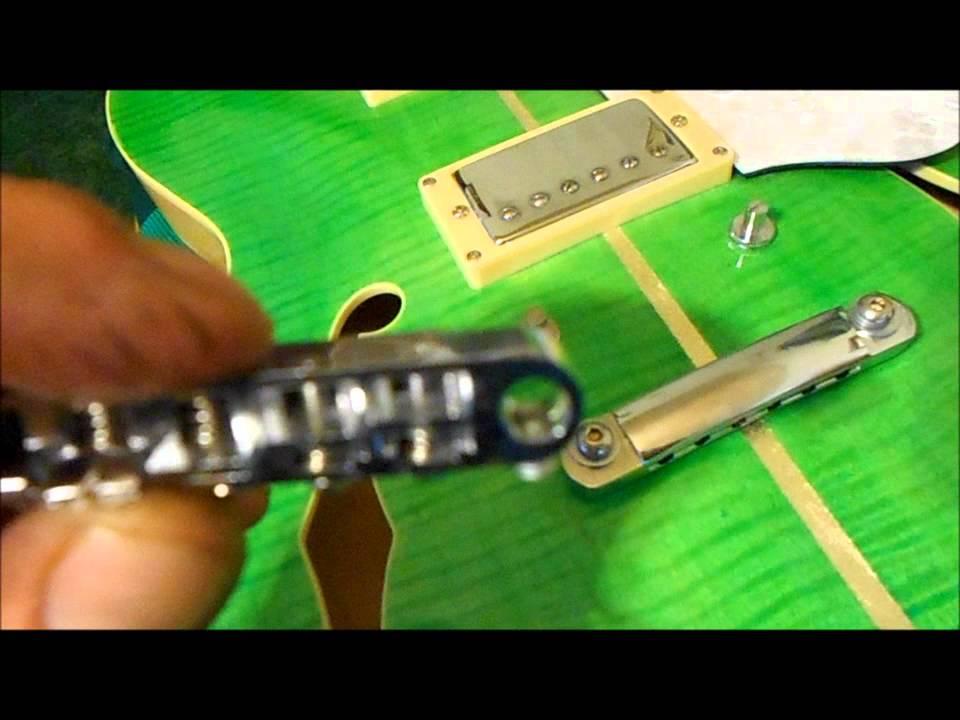 part 10 es 335 guitar kit build guitar fetish gfs making a locking bridge and stop piece. Black Bedroom Furniture Sets. Home Design Ideas
