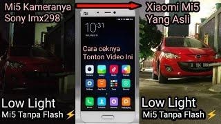 Xiaomi Mi5 | Review Kamera & Cara pakai Manual Mode untuk Low Light