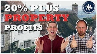 How To Invest In Property for 20% Returns