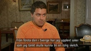 Greg Poehler Interview: Meet the Man Behind Welcome to Sweden — Nyhetsmorgon (TV4)