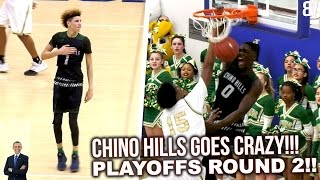 Chino Hills SHUT IT DOWN in 2nd Round Playoffs vs Long Beach Poly FULL HIGHLIGHTS