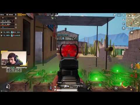 PUBG Mobile 47 kill in 2 min : لم امك تبقي داعيالك