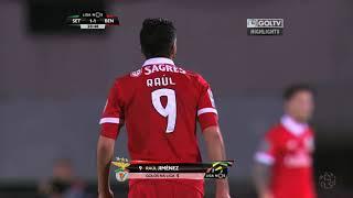 Vitória Setúbal 1:2 Benfica