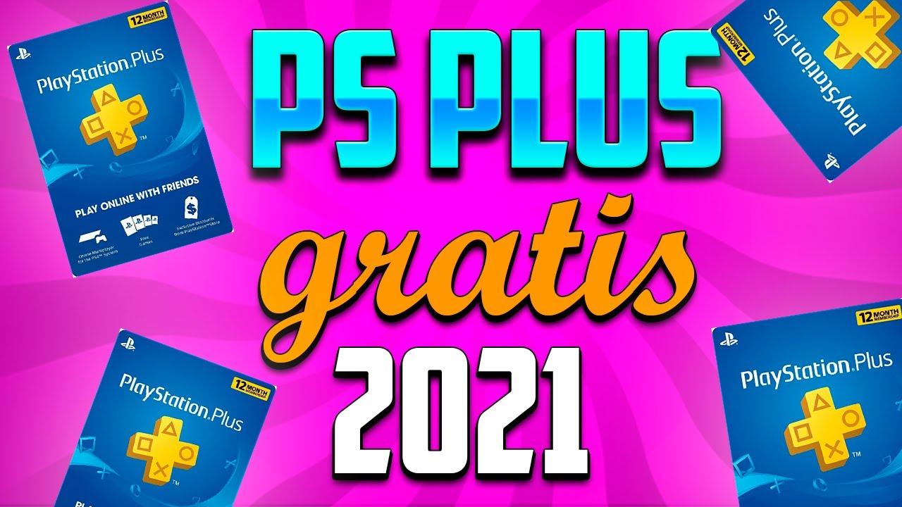COMO CONSEGUIR TENER PS PLUS TOTALMENTE GRATIS JULIO 2021 😲 NUEVO METODO!!