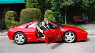 Calypso Wedding Cars of Wigan.