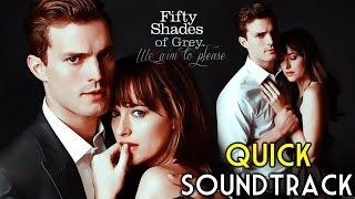 50 Shades Of Grey - Quick Soundtrack | Original Soundtrack | Movie