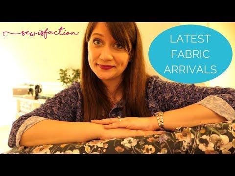 Latest Fabric Arrivals