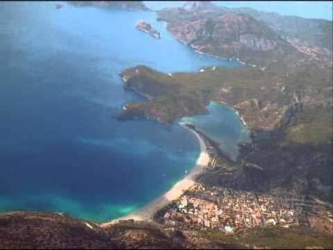 Typical Olu Deniz ride up and flight