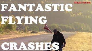 Fantastic day - Crashes - Great flying - Ringebu RC