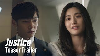 """""""I'm defending sex offenders. Did you expect me to have sense of justice?"""" [JusticeㅣTeaser Trailer]"""