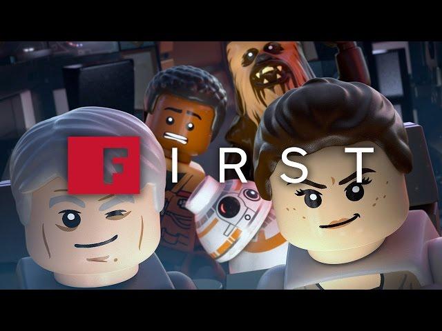 Lego Star Wars: The Force Awakens (видео)