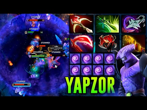YAPZOR VOID - CHRONO MASTER - Dota 2 Highlights TV