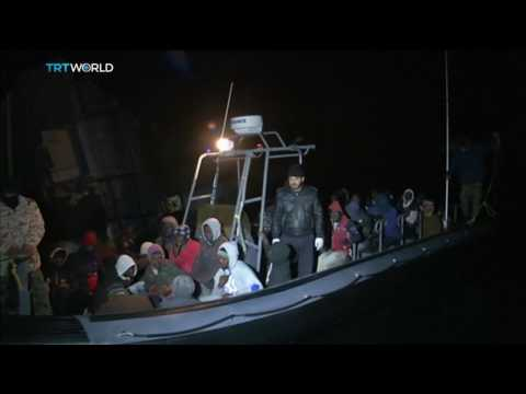 Refugee Crisis: Libya intercepts migrants going to Europe