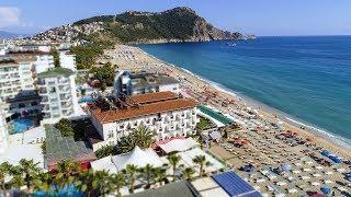 Palmiye Beach Hotel, Alanya, Antalya, Turkey, 3 star hotel