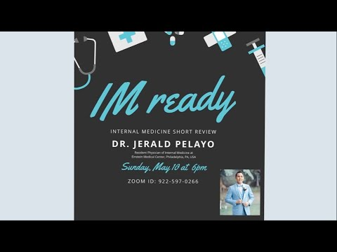 IM ready (Cardiology Review) by Dr. Jerald Pelayo #cardiology