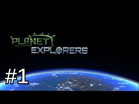 Planet Explorers Ep.1- Alien World