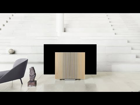 """Bang & Olufsen launches TV that can be folded away to """"reduce its visual presence"""""""