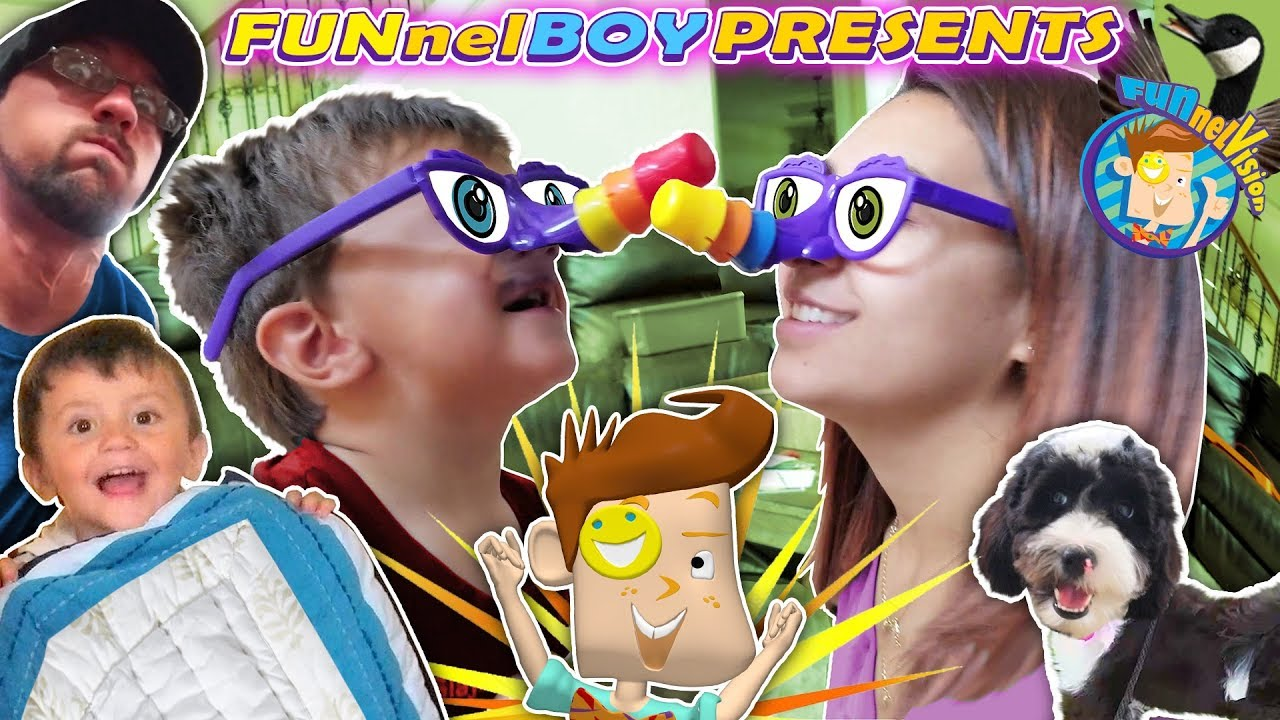 Funnel Boy Presents A Whole Bunch Of Random Fv Family
