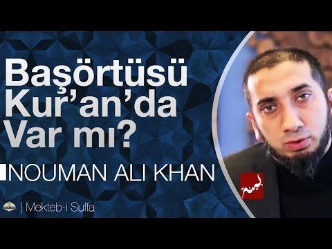 Kafa Karıştıran Sorular 1 - Başörtüsü Kur'an'da Geçiyor mu? [Nouman Ali Khan] [Türkçe Altyazılı]