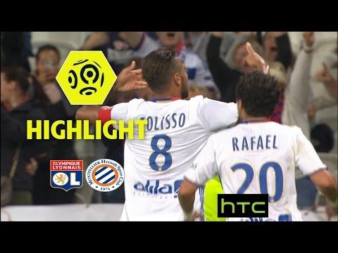 Olympique Lyonnais - Montpellier Hérault SC (5-1) - Highlights - (OL - MHSC) / 2016-17