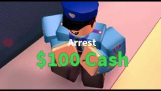 HELICOPTER CRASH! | Prison Break Roblox | BEING A COP!