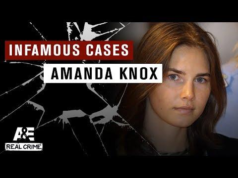 Infamous Crimes: The Amanda Knox Trial, Part 1   A&E