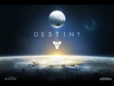 Обзор игры Destiny для XBOX 360