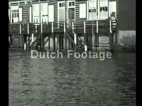 Marken  Overstroming 1916