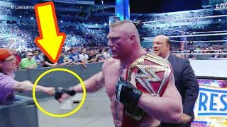 10 WORST Mistakes Wrestlers Made On Live TV