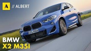 BMW X2 M35i 2019 | Antipasto di Serie 1 sportiva? Non proprio...