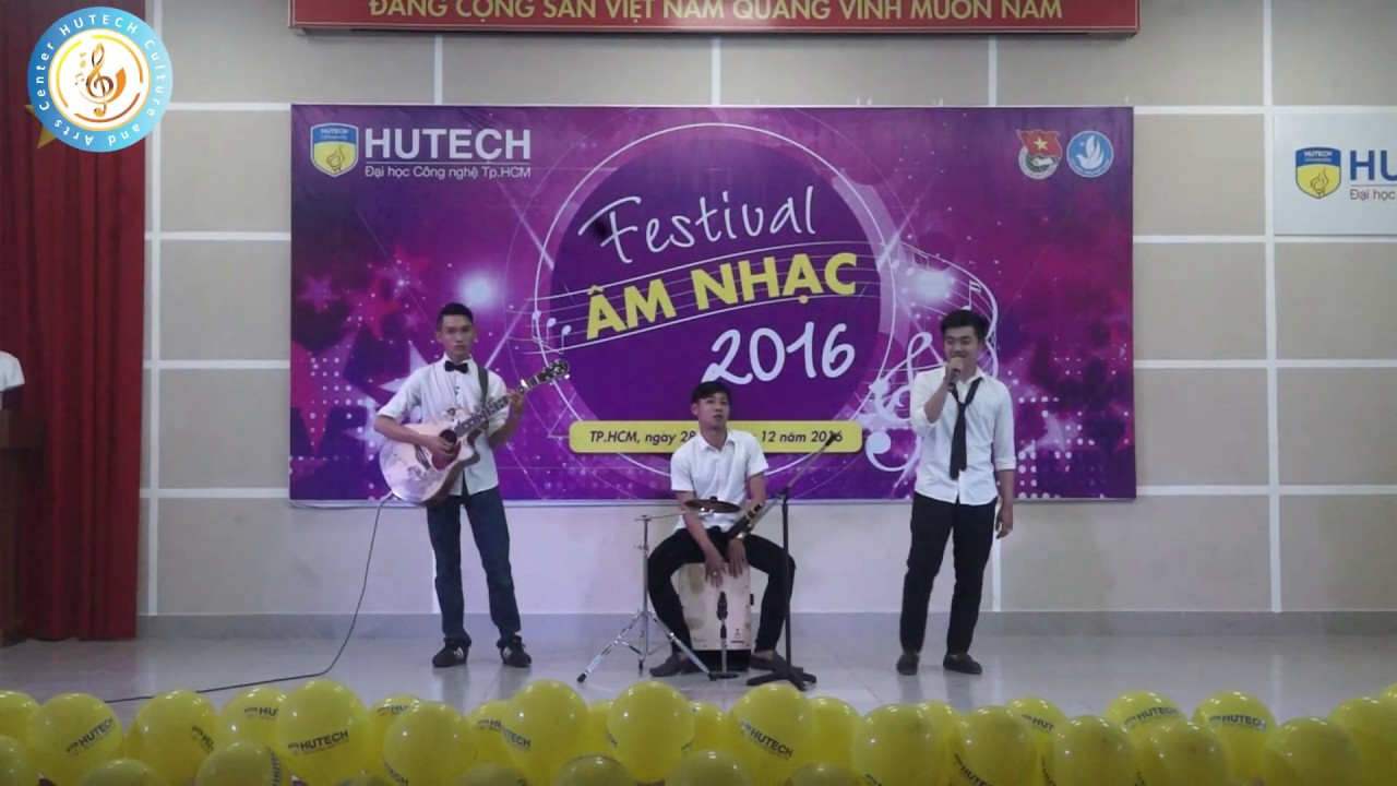 Ông bà anh (Cover) | Festival âm nhạc 2016 | HUTECH