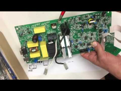apc smart ups 750 teardown (details on the mains ac side, all the chips) UPS Battery Diagram