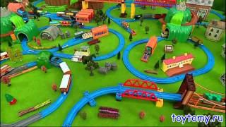 видео Детские игрушки Takara Tomy Tomica