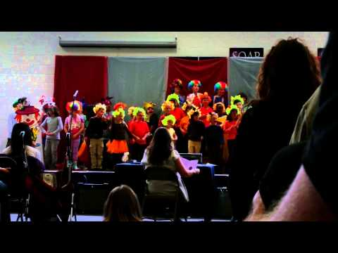 PSD Global Academy Circus - 2015 Spring Program