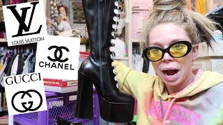 Which LUXURY BRANDS are the RUDEST... spilling the tea & unboxing
