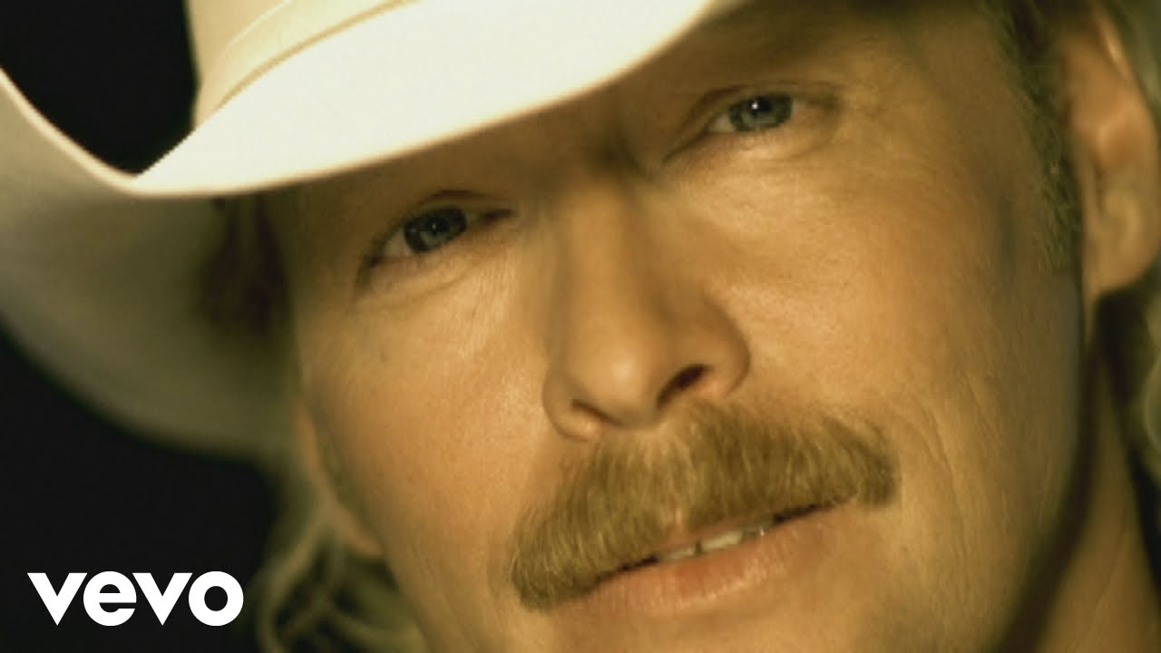 Alan Jackson Remember When Official Music Video Youtube