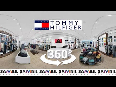 Tommy Hilfiger - Sambil Shopping Mall - Curaçao - Dutch Caribbean [4K 360-DEGREES]