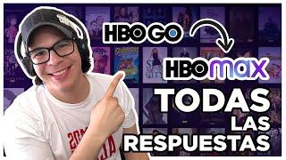 😄 TODO LO QUE NECESITAS SABER del cambio de HBO GO a HBO MAX en Latinoamérica