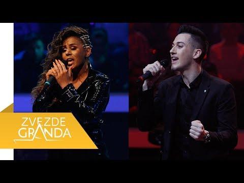 Andrijana Stojanovic i Jakov Juricevic - Splet pesama - (live) - ZG - 18/19 - 25.05.19. EM 36