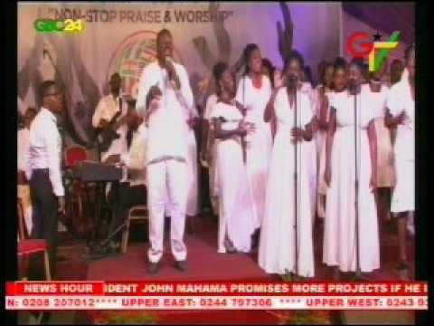 Accra: Logos-Rhema 96 Hour Praise And Worship