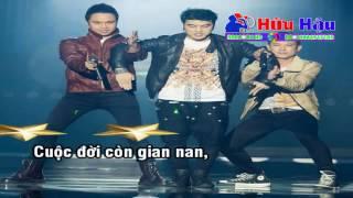 Karaoke Ba Thằng Bạn-Ưng Hoàng Phúc