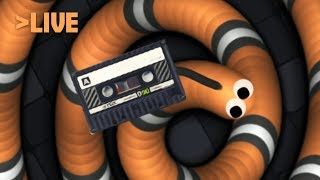 Slither.io Live Stream // Sleether! // Lofi Hip Hop To Slither To
