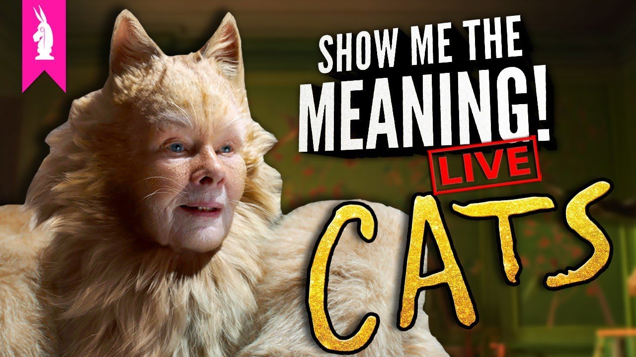 CATS (2019) – The New Rocky Horror? – Show Me the Meaning! LIVE!