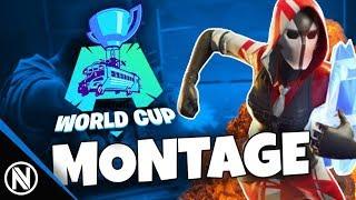 FORTNITE WORLD CUP FRAGMOVIE ft. LeNain and Bucke! Envy Team