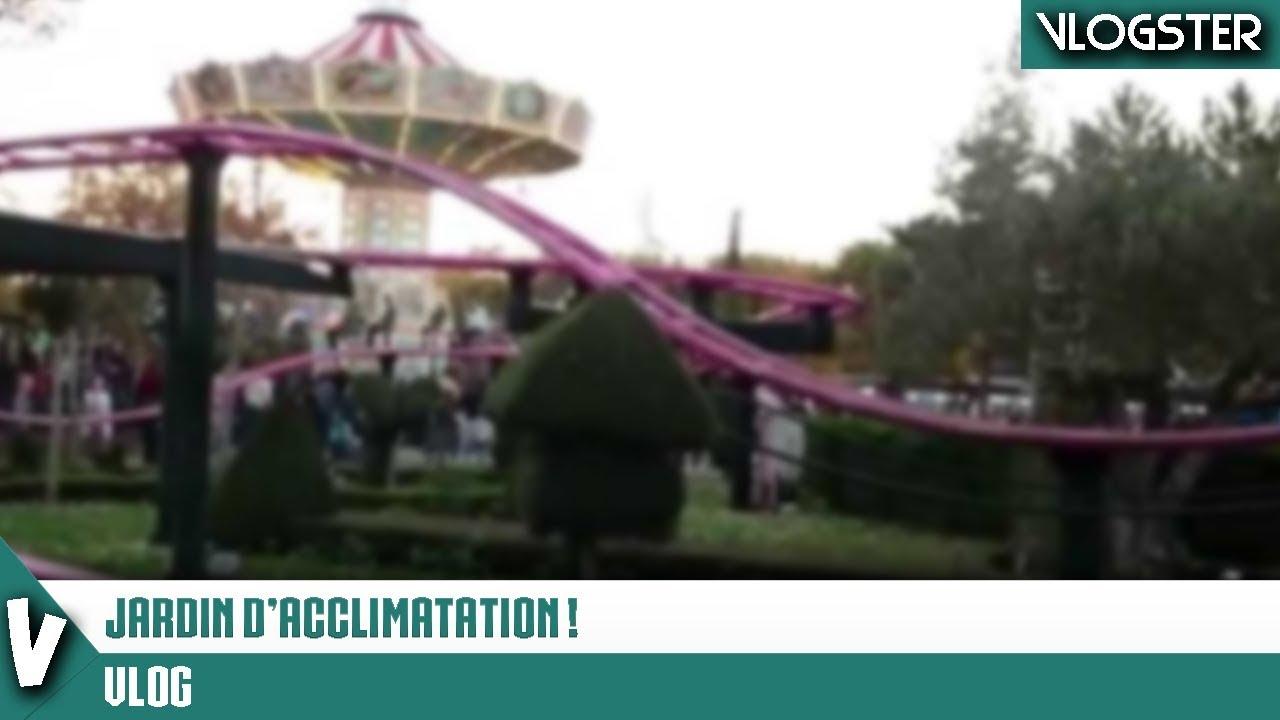 VLOG: UNE JOURNÉE AU JARDIN D'ACCLIMATATION A PARIS ! HD - YouTube