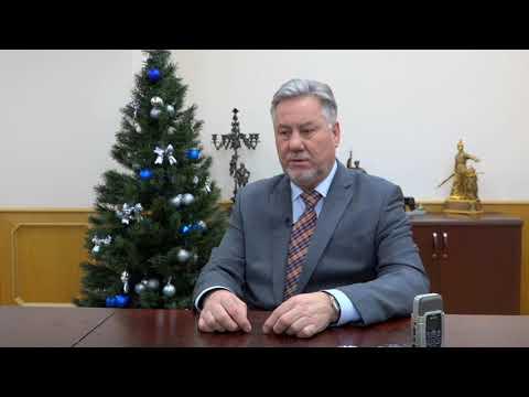 Директор ВНИИТФ М.Е.Железнов  - о работе института, людях и городе (24.12.2018)