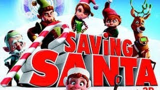 Saving Santa (Directors Leon Joosen, Aaron Seelman) Martin Freeman, Ashley Tisdale, Tim Curry