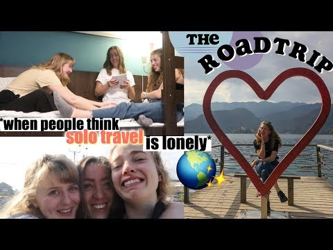 From Solo Travel to Roadtrip w/Strangers! Most Underrated Country (Slovenia!!) 🌟 Vlog #4