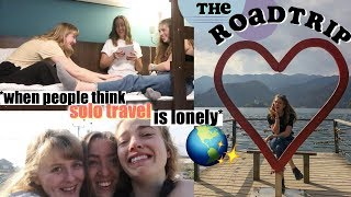 From Solo Travel to Roadtrip w/Strangers! Most Underrated Country (Slovenia!!) 🌟 Vlog #4 thumbnail